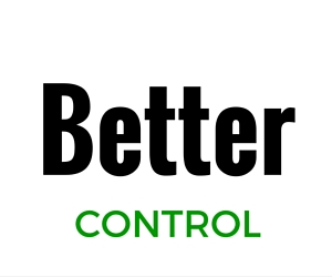 Better Control